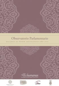 Balance al Poder Legislativo 2010