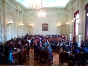 Cabildo de Mujeres por una Nueva Constitución: Municipalidad de Santiago