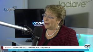Políticamente Humanas Entrevista Presidenta Michelle Bachelet