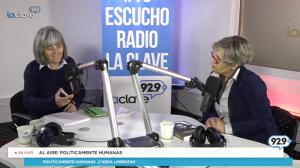 Politicamente Humanas. Lorena Fries – Directora INDH Domingo 11 de Octubre