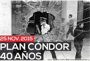 Plan Condor 25 años