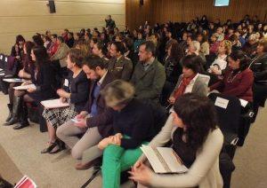 En la comuna de Providencia se realizó el Primer Cabildo de Mujeres por una Nueva Constitución Política.