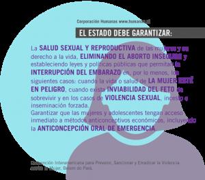 Criminalización del aborto: Un problema de derechos humanos