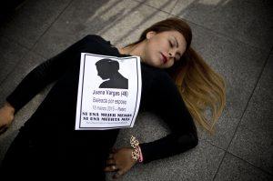 Chile no logra detener los feminicidios
