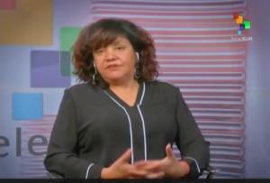 """Aborto en Chile ¿Proteger la vida o la moral? Presidenta de Corporación Humanas participa en programa  """"El punto en la i"""" de Telesur"""