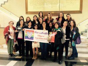 Presentan propuesta legislativa sobre derechos de filiación de hijos e hijas de parejas del mismo sexo.