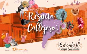 OCAC Chile organiza Festival del Respeto Callejero