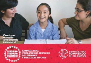 Corte Suprema chilena discrimina arbitrariamente a hija de 2 madres lesbianas