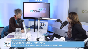 #PoliticamenteHumanas Alejandra Bravo // Domingo 1 de Mayo