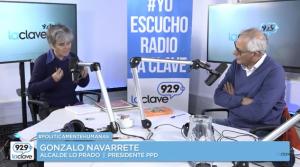 #PoliticamenteHumanas, Gonzalo Navarrete, Alcalde de Lo Prado // Domingo 5 de Mayo