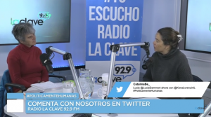 #PoliticamenteHumanas, Lucía Dammert // Domingo 12 de Junio