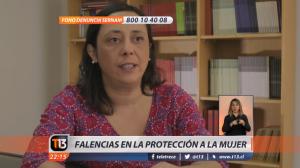 El historial de casos y falencias en la red de protección a la mujer