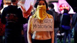 La demanda por el aborto libre en Chile