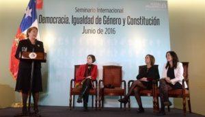 Una nueva constitución: una oportunidad para mujeres y niñas