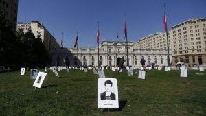 Secuestros y violencia sexual en dictadura: Los horrores que esconde el subterráneo de La Moneda