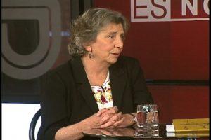 Soledad Barría: «La mayoría de los chilenos están de acuerdo con las tres causales del proyecto de aborto»