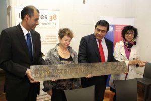 Ministerio de Bienes Nacionales presenta nueva Ruta Patrimonial de la Memoria con 45 hitos en la Región Metropolitana