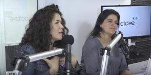 #PoliticamenteHumanas Catalina Valenzuela, Francisca Cruzat, Ángela Parra y Lorena Cabrera /Domingo 02 de octubre