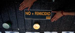 El 88% de las mujeres cree que el estado no toma medidas para evitar muertes