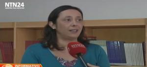"""Abogada dice que feminicidio de la niña en Chile muestra la """"cruda"""" realidad que existe en el país"""