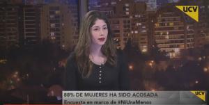 En programa Esto es Noticia de UCV, conversan sobre Undécima Encuesta Humanas y Marcha #NiUnaMenos