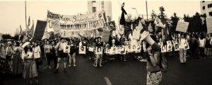 Encuesta Humanas: 80% de las chilenas considera que la violencia ha aumentado