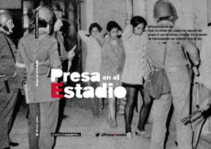 """""""Presa en el estadio"""": Un homenaje a las mujeres víctimas de la represión en dictadura"""
