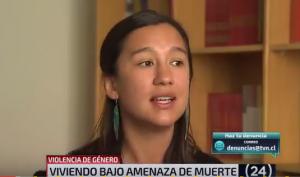 """""""El Estado no ha sido eficiente en materia de violencia contra las mujeres"""", dice abogada Daniela Quintanilla."""