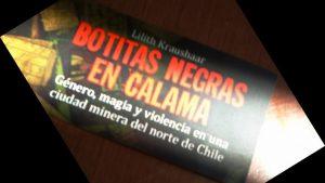 El brillo de unas botitas negras en Calama, ciudad minera