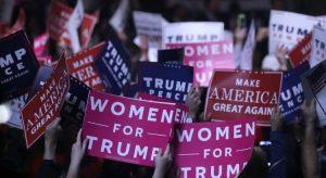 EEUU y Trump: Consecuencias para las mujeres (y el mundo) de un perfecto misógino al poder