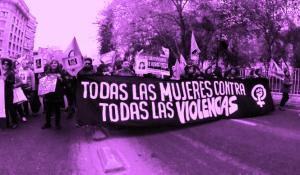 25 de noviembre Día Internacional de la Eliminación de la Violencia contra la Mujer: