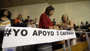 20 votos a favor y 15 en contra: Senado aprobó idea de legislar sobre despenalización del aborto en 3 causales