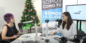 #PoliticamenteHumanas Kena Lorenzini y Natalia Valdebenito. Domingo 1 de Enero.