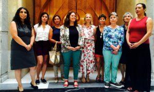 Organizaciones de mujeres y diputadas emplazaron al senado para exigir aprobación del proyecto de aborto