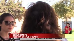 Denuncia que fue violada por un carabinero en un calabozo Según dice la víctima, tras desmayarse en la celda, un cabo se habría aprovechado de ella.