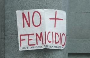 Femicidio y violencia de género: Tareas pendientes