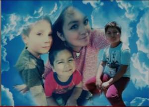 Crimen de una madre y sus tres hijos aún sigue impune