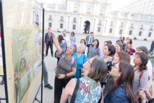 Exposición fotográfica sobre historia socio-política de las mujeres en Chile