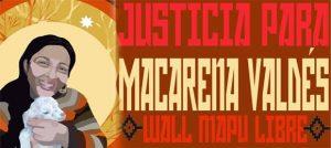 Corporación Humanas apoya declaración familia Macarena Valdés
