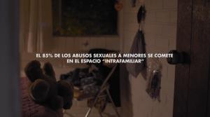 El 85% de los abusos sexuales se cometen en espacio intrafamiliar #MesaAcciónAbortoChile