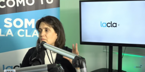 #PoliticamenteHumanas Laura Albornoz (DC) | domingo 07 de mayo