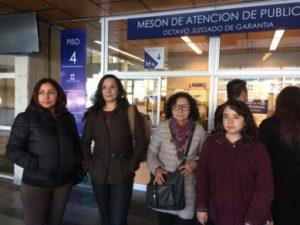 """Activista feminista presentó querella por torturas contra Carabineros: """"El trato fue tan vejatorio que tengo crisis de pánico"""""""