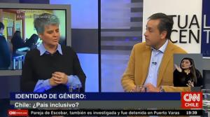 Actualidad Central: Identidad de género… Chile, ¿país inclusivo?