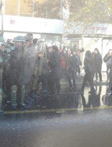 """Vocera de Ni Una Menos Chile anuncia acciones legales por represión desmedida: """"Sentí terror"""", asegura"""