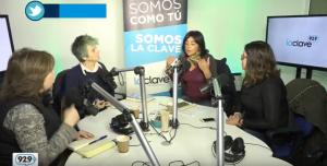 #PoliticamenteHumanas Johanna Barría, Loreto Seguel y Verónica Pinilla | 24 de Julio
