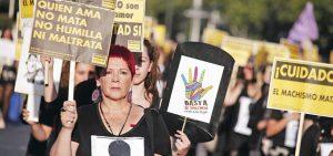 127 mil delitos de violencia intrafamiliar ocurrieron en 2016
