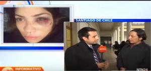 Nuevo caso de violencia de género enciende las alarmas en Chile