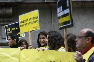 Aborto: Entregan escritos al TC justificando que proyecto no viola la constitución