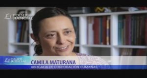 «En Chile hay una brecha de representación en los derechos de las mujeres» Camila Maturana.
