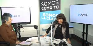 Recuento final de #PoliticamenteHumanas y despedida de Kena Lorenzini